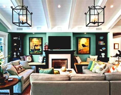 tv room decorating ideas lighting for small living