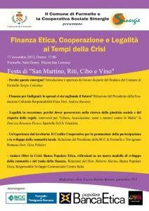 banca di formello e trevignano romano finanza etica cooperazione e legalit 224 ai tempi della