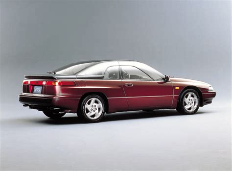 subaru svx why the subaru svx is a proper 90s hero car