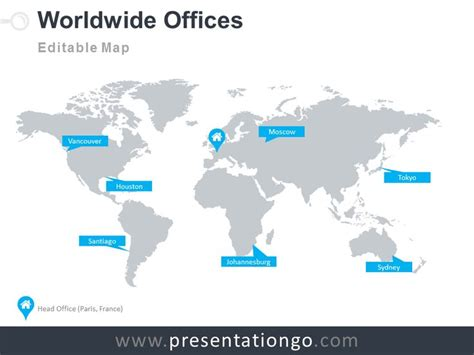 world map powerpoint template free 12 best powerpoint maps images on cards maps