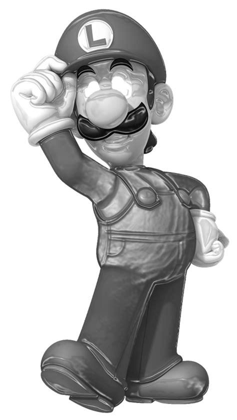Metal Luigi (character) | Fantendo - Nintendo Fanon Wiki
