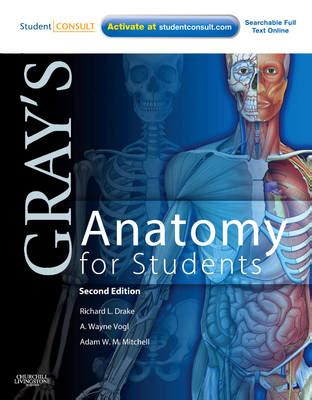 libro just a second gray s anatomy for students drake richard vogl a wayne public βιβλία