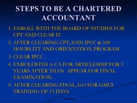 Chartered Accountant Plus Mba Salary by Steps To Ca Career Ca Cpt