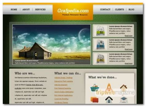 amazing web layout design 40 grunge web design tutorials resources and inspiration
