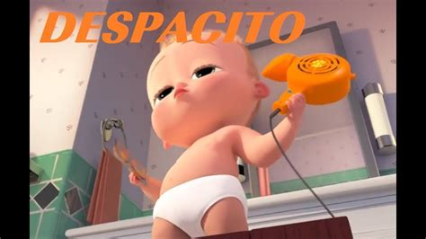 despacito baby boss baby dancing despacito youtube
