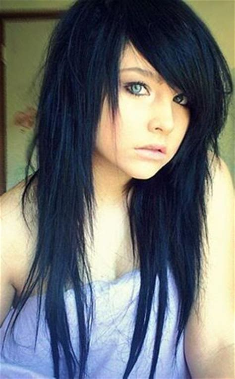 funky haircuts for long straight hair 50 long shag haircuts hairstyles update
