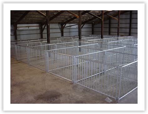 pen panels pig pen design hog panels