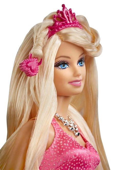 barbie hairstyles for long hair games amazon com barbie cut n style princess doll toys games