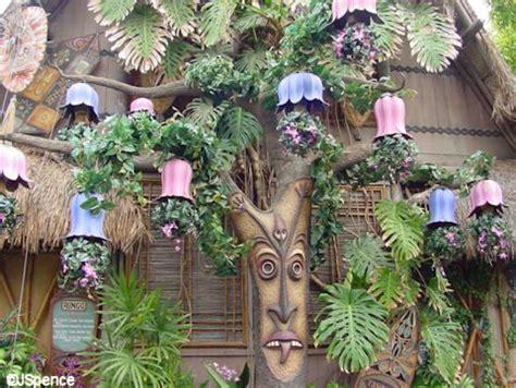 Tiki Hut Disneyland by The Enchanted Tiki Room A Look Back The World