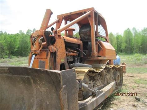Bulldozers The Came Employing 2 terex 82 20 bulldozer with ripper attachement c c repairs