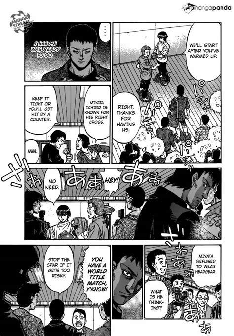 Komik Fight Ippo 2 hajime no ippo chapter 1160 the fighting mangakakalot