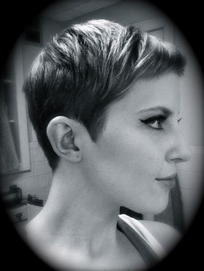 add side bang to tapered hair 164 best pixie images on pinterest curly hair hair cut