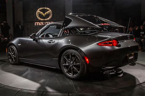 the new mazda 5 things to know about the 2017 mazda mx 5 miata rf