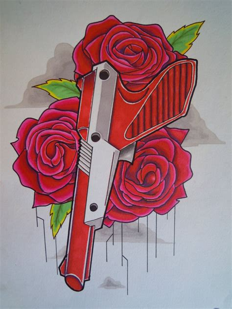 tattoo flash gun 1000 images about nintendo tattoos i like on pinterest