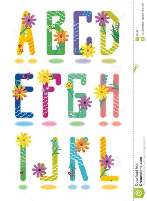 Design Lettre De L Alphabet L Alphabet De Source Marque Avec Des Lettres A L Photographie Stock Image 2284812
