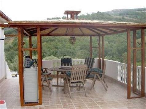 gazebo in legno per terrazzo gazebo per terrazzo gazebo