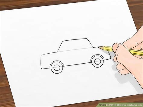 how to draw a car 8 steps with pictures wikihow how to draw a car 8 steps with pictures wikihow
