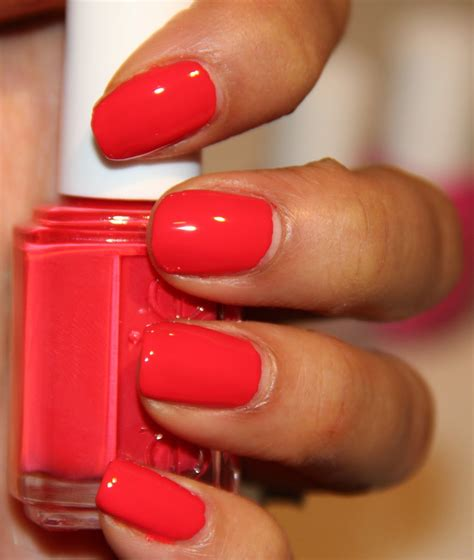 new essie colors new essie color quot ole caliente quot will look so