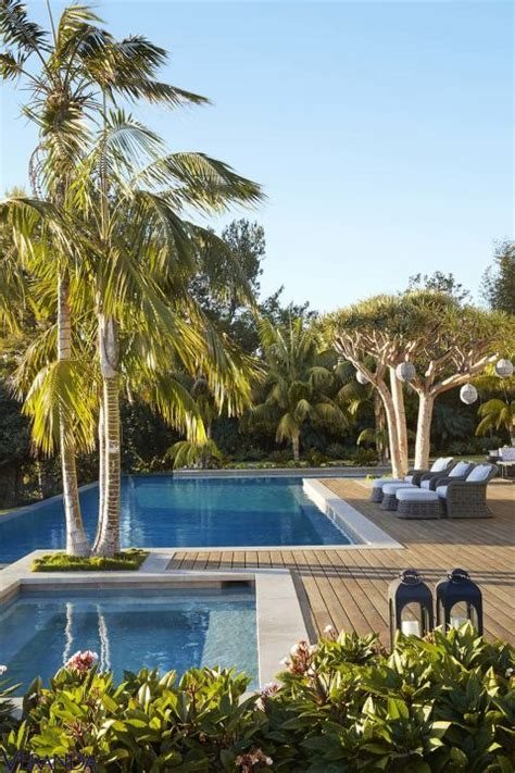 pool houses where design and divine meet california 30 best pools in veranda images on pinterest