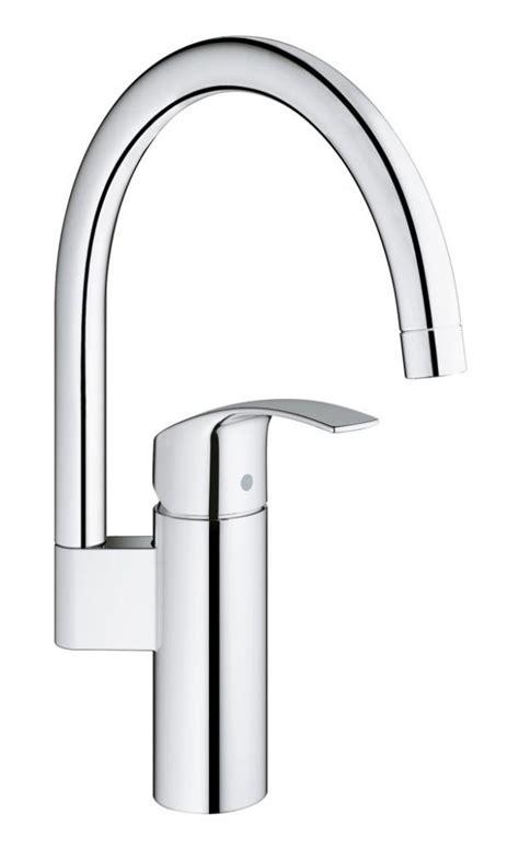 Grohe Kitchen Sink Grohe Eurosmart Half Inch Kitchen Sink Mixer Tap 33202002