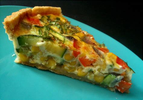 Vegetable Quiche Utterly Scrummy Food For Families Garden Vegetable Quiche