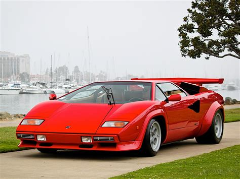 Lamborghini Quattro by Lamborghini Countach 5000 Quattro Valvole Specs Photos
