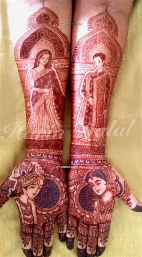 Full Hand Mehndi Designs Picture