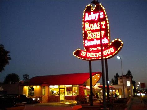 Restaurant of the Week: Arby's | The David Allen Blog Arby's