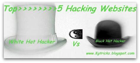 best hacker website top 5 websites to learn hacking like a pro kgtricks