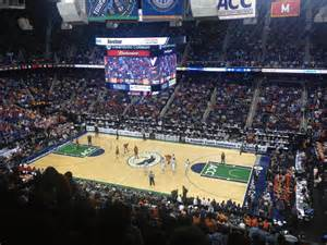 nc section greensboro coliseum section 213 row n seat 11 north