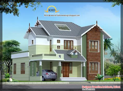 house elevations august 2011 kerala home design and floor plans