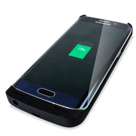 Power Bank Samsung Galaxy S6 samsung galaxy s6 edge power bank 4 200mah black