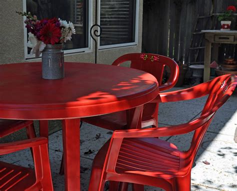 katydiddys resin patio furniture makeover