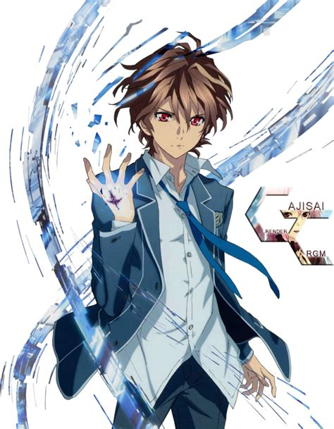 guilty crown anime icon by rizmannf on deviantart render guilty crown by xxajisai graphicxx on deviantart