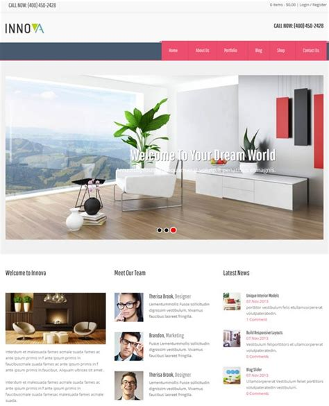 wordpress theme multiple layout 17 images about 22 of the best interior design