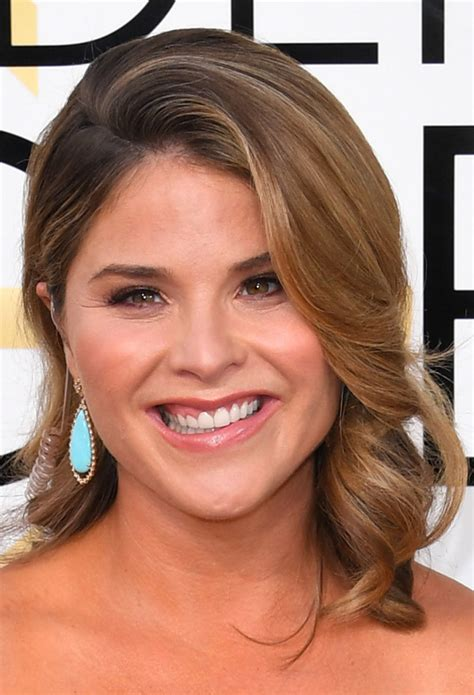 what makeup does jenna bush wear photos golden globes hair makeup the best looks on