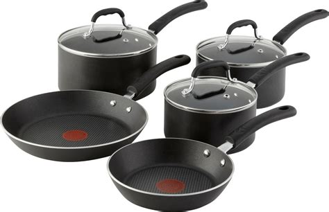 Teflon Tefal tefal non stick aluminium 5 induction pan octer