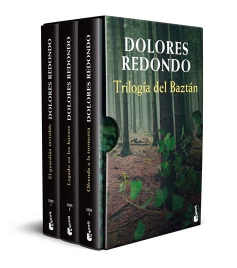 pack trilog 237 a del bazt 225 n dolores redondo booket ediciones de bolsillo s a 183 librer 237 a