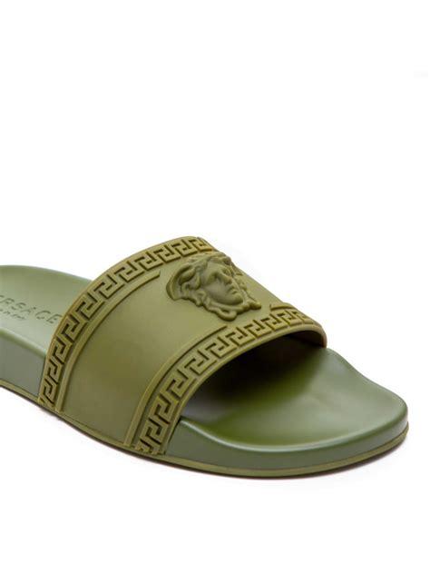 versace sandals sale versace sandals dsu5883 dgo9g k83 blauw