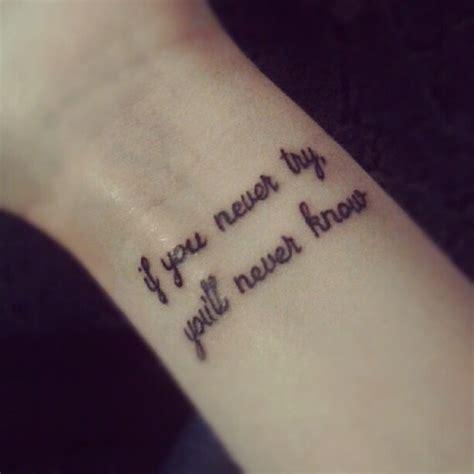 lyrics tattooed on my wrist 17 frases inspiradoras que te vas a querer tatuar wrist