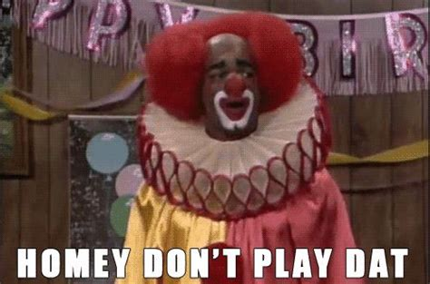 homey the clown in living color tv