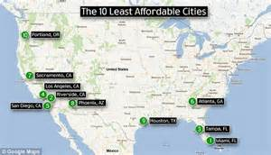 most affordable cities in the us 10 most expensive cities for middle class in us and you thought new york was expensive daily