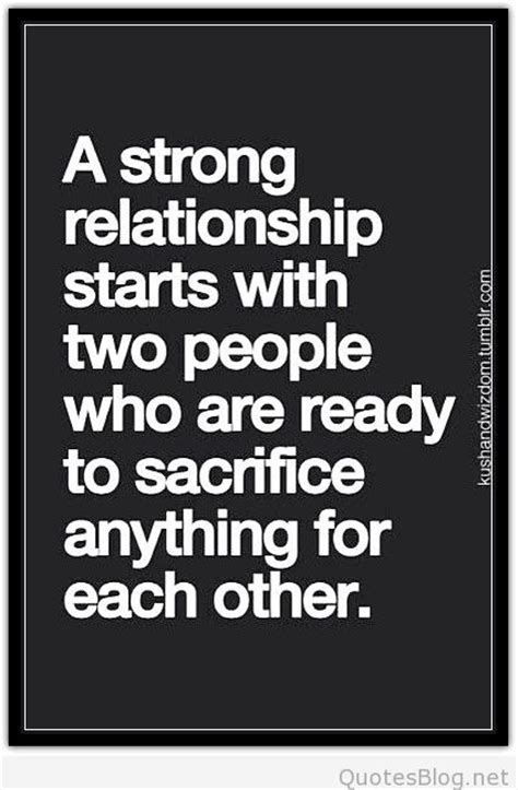 Relationship Quotes Quotes About Strong Relationships Quotesgram