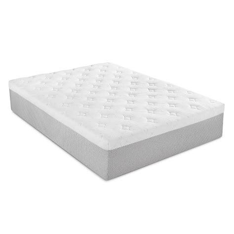 serta memory foam bed serta 14 inch gel memory foam mattress