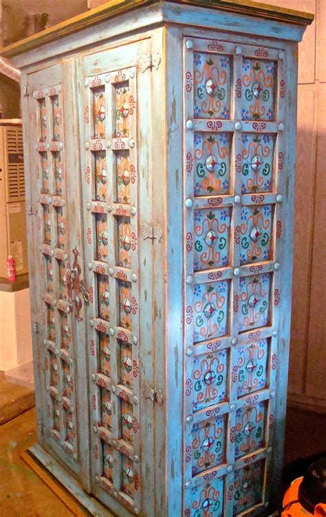 hand painted armoires 1000 images about arizona hand painted furniture on