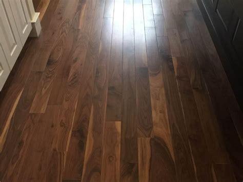 Walnut Hardwood Flooring in Boulder CO   Floor Crafters