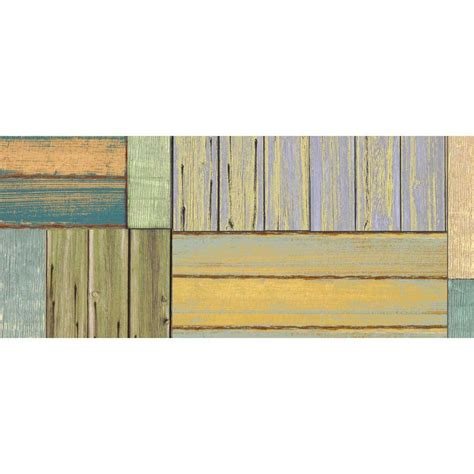 Patchwork Floor Rugs - faux floor rug patchwork wood in patterned rugs