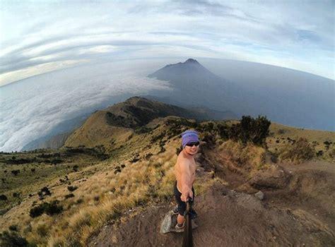 Saya Pendaki Gunung 7 pertanyaan untuk pendaki gunung