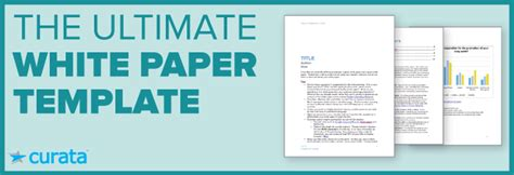 marketing white paper template white paper your ultimate guide to creation