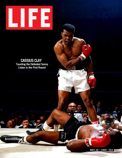 muhammad ali the greatest biography life magazine cover muhammad ali the cavender diary